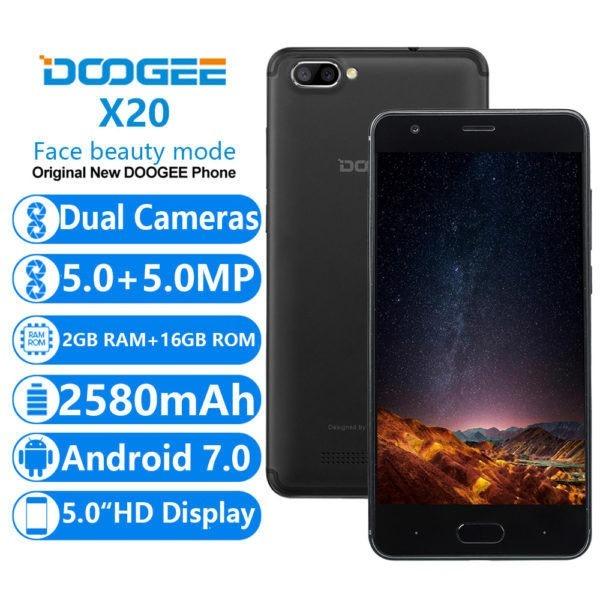 Doogee X20 2GB Ram 16GB Rom