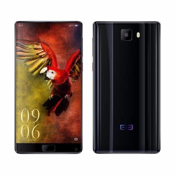 Elephone S8 4 GB Ram 64 GB Rom Nero