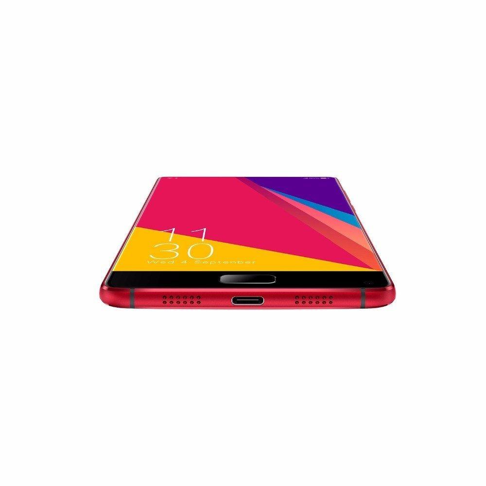 Elephone S8 4 GB Ram 64 GB Rom Rosso