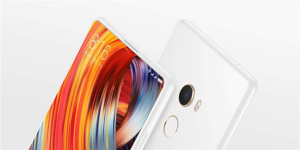 Xiaomi Mi Mix 2 Bianco 64 GB Rom 6 GB Ram