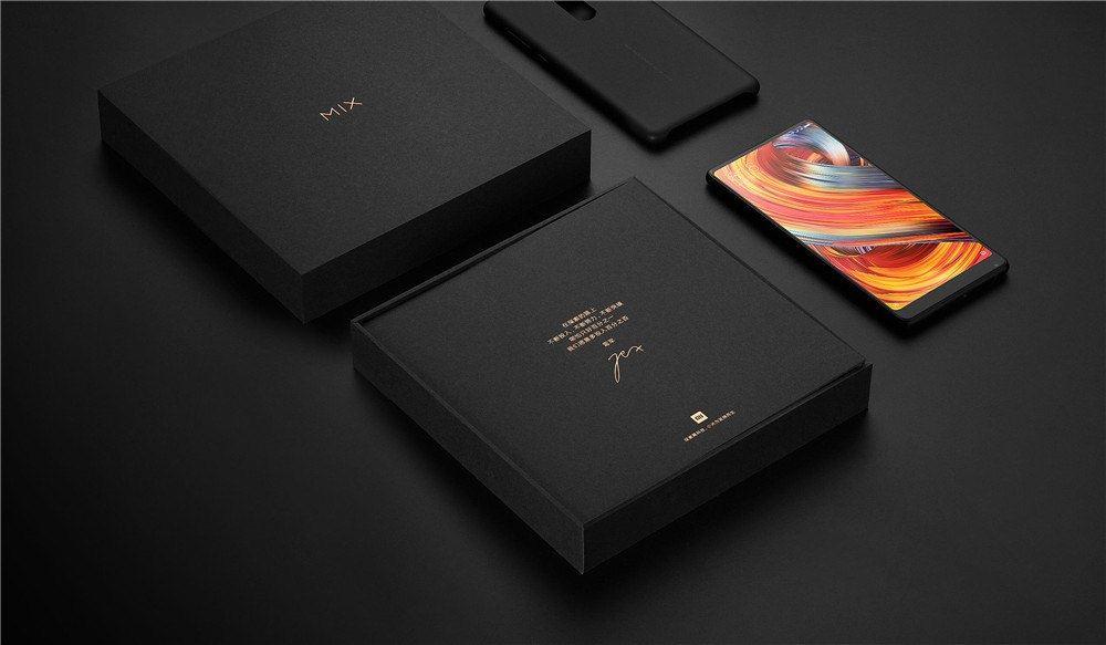 Xiaomi Mi Mix 2 Nero 64 GB Rom 6 GB Ram (