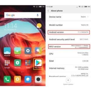 Xiaomi Redmi 4X 3GB Ram 32GB Rom