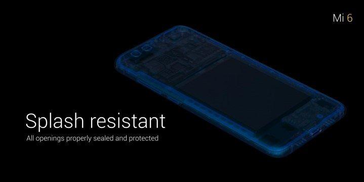 Xiaomi Mi 6 64 GB Rom 4 GB Ram