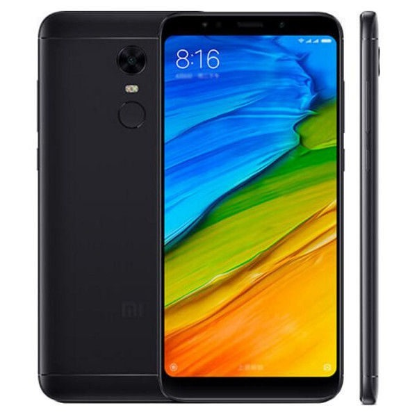 Xiaomi Redmi 5 Plus Nero